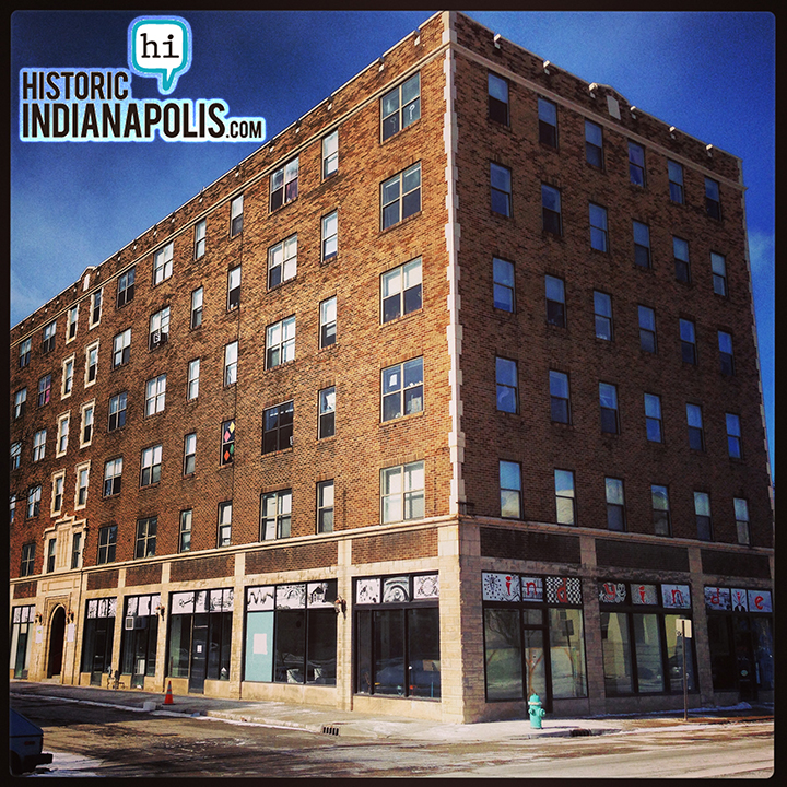 Indy Indie Artist Colony, the Former St. Regis