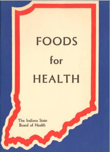 Vintage Vittles: Food For Health