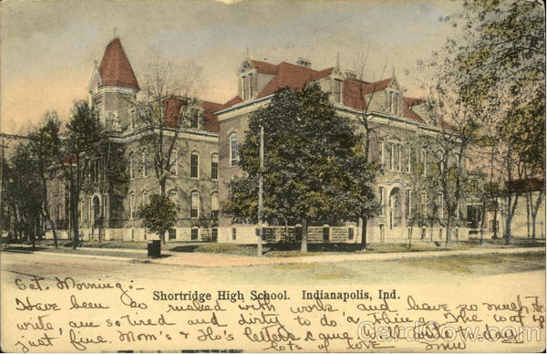 Penny Post: Shortridge High School