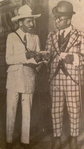 "Before Sissle and Blake, it was rare for a black entertainer to gain acceptance along the ""Great White Way,"" but the success of their 1921 show, ""Shuffle Along,"" changed all that."