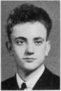 Kurt Vonnegut's Senior Picture, Shortridge High School 1940 Annual (courtesy of Indianapolis Public Library Digital Archives)