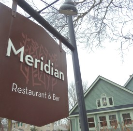 Albert and Alice Carter once owned the building that is now The Meridian restaurant, just south of the park