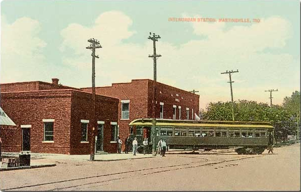 Penny Post: Interurban Station