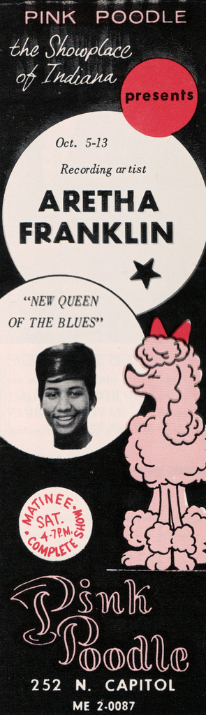 Sunday Adverts: The Pink Poodle