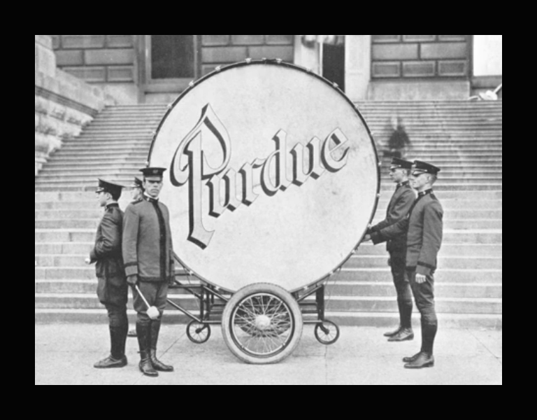 Friday Favorite: To The Beat of a Different Drum