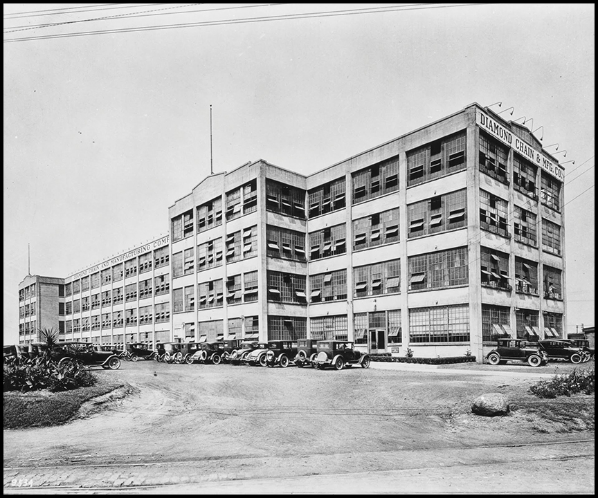 The Indianapolis Chain and Stamping Co.