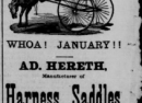 Ad Hereth Harness 1881