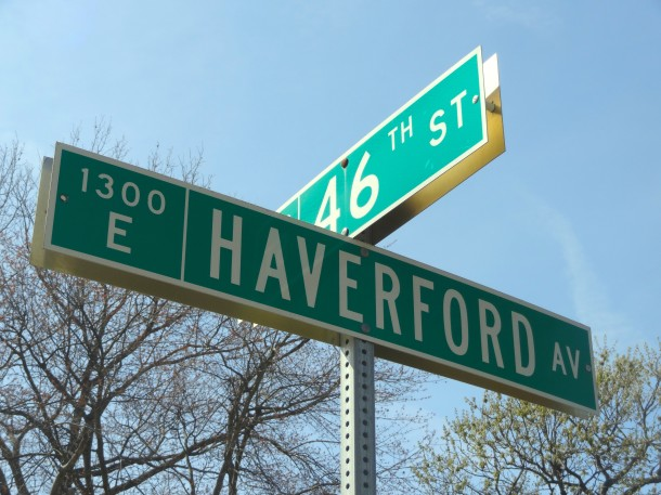 Arsenal Park was originally known as Haverford Park.
