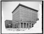 The Indianapolis Board of Trade (Courtesy of the Library of Congress, Detroit Publishing Company, ca. 1910)