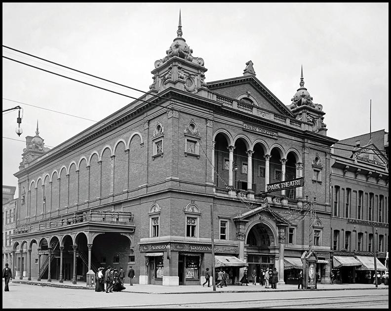 Metropolitan Hall: Indianapolis' First Theatre
