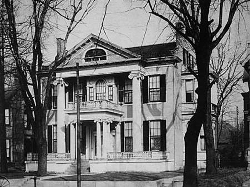 HI Mailbag:  Ovid Butler Jameson House