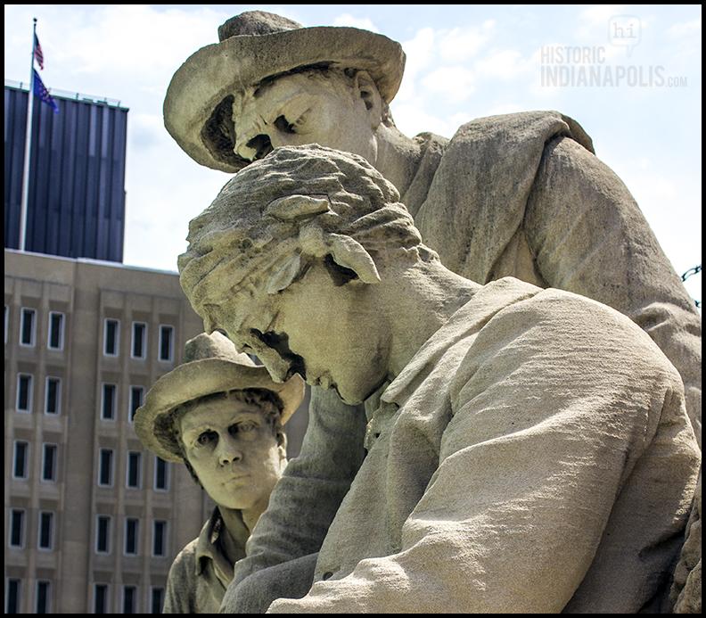Indiana's S & S War Memorial Sculptor