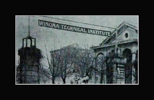 Winona Technical Institute Guardhouse enhanced