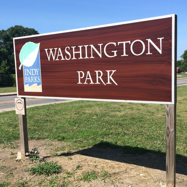 Welcome to Washington Park!