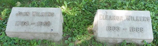 Wilkins graves