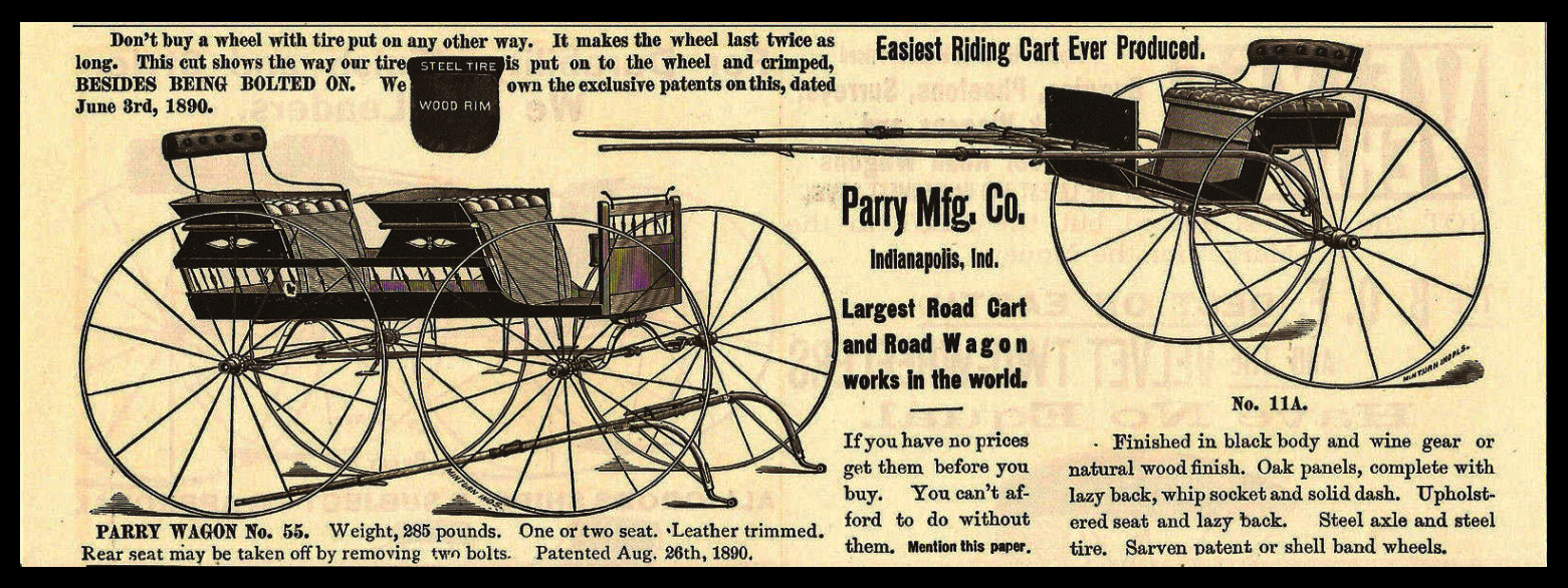 Sunday Adverts: House of Carts
