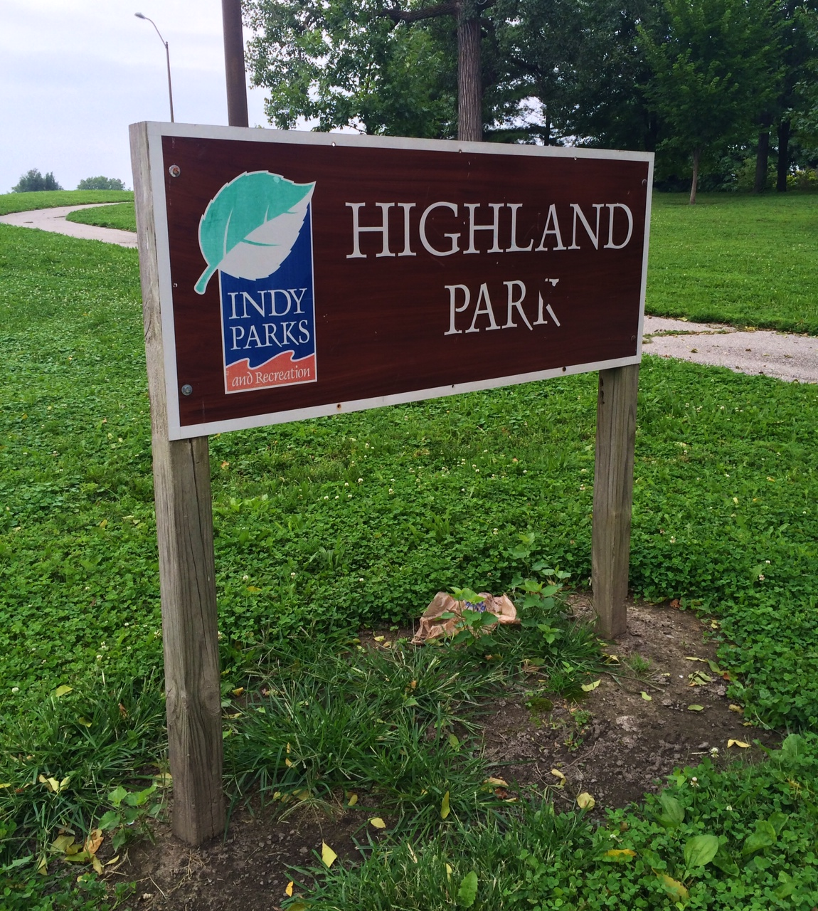In the Park: Highland Park