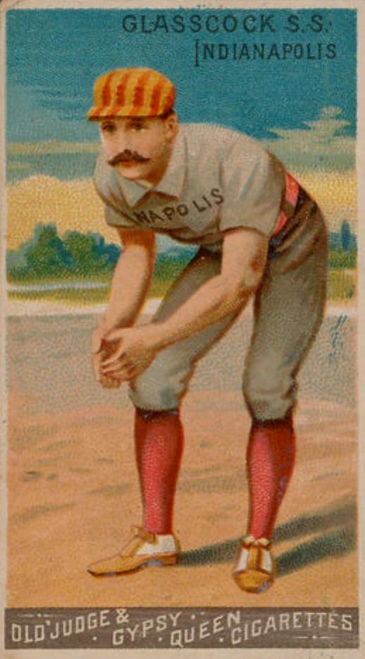 Baseball of Yesteryear