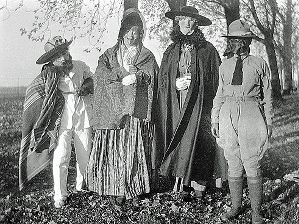The History of Halloween In America Is Surprisingly Controversial
