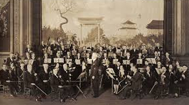 Beginning in 1930, the Indianapolis Symphony Orchestra played the selections at the Music Memory Contest finals (image courtesy of Indianapolis Symphony Orchestra)
