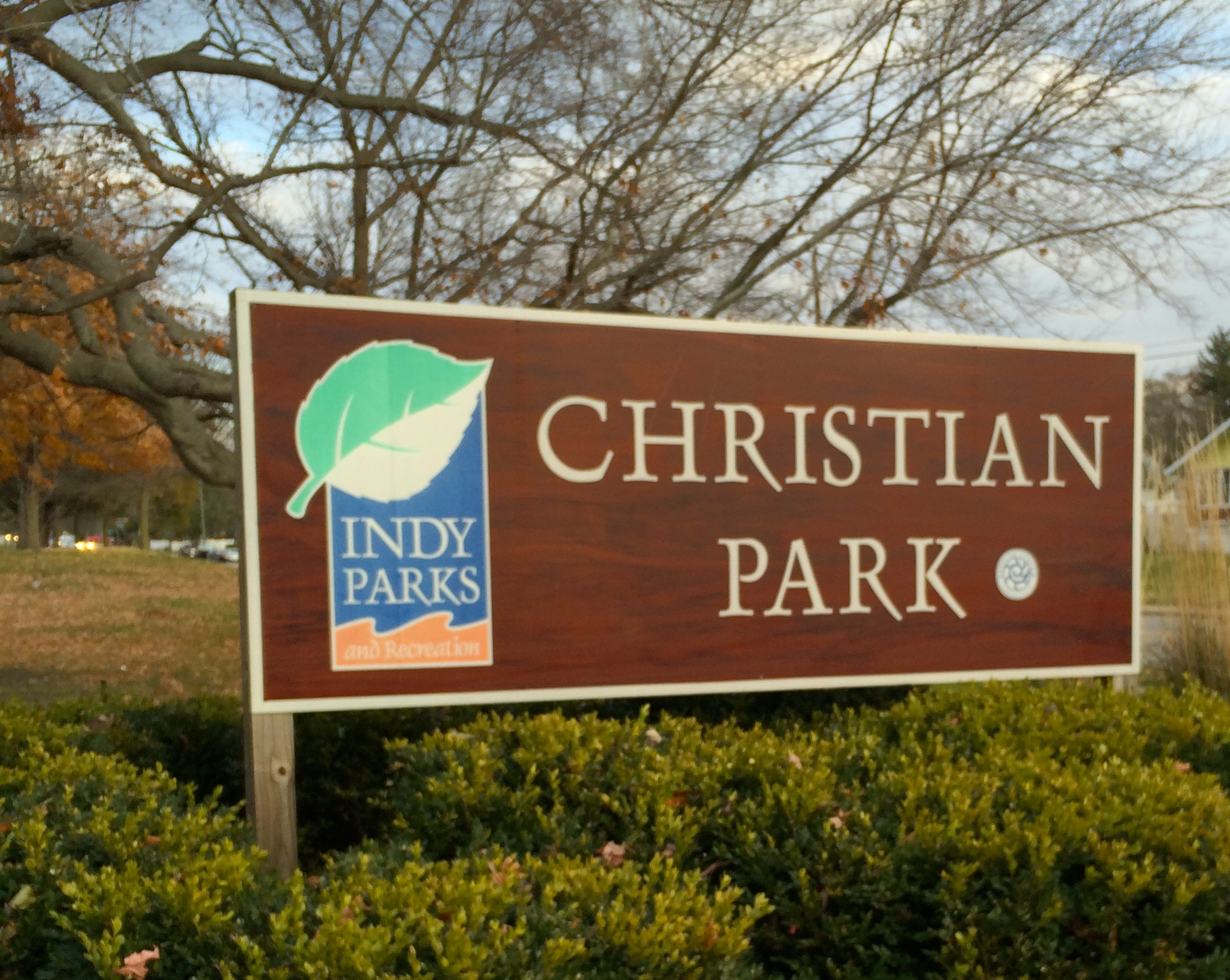 In The Park: Christian Park