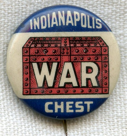 War Chest badge