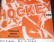 The Indianapolis Checkers laced up between 1939 and 1952 (courtesy ebay)