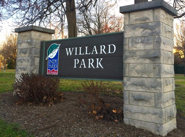 Welcome to Willard Park at 1901 East Washington Street