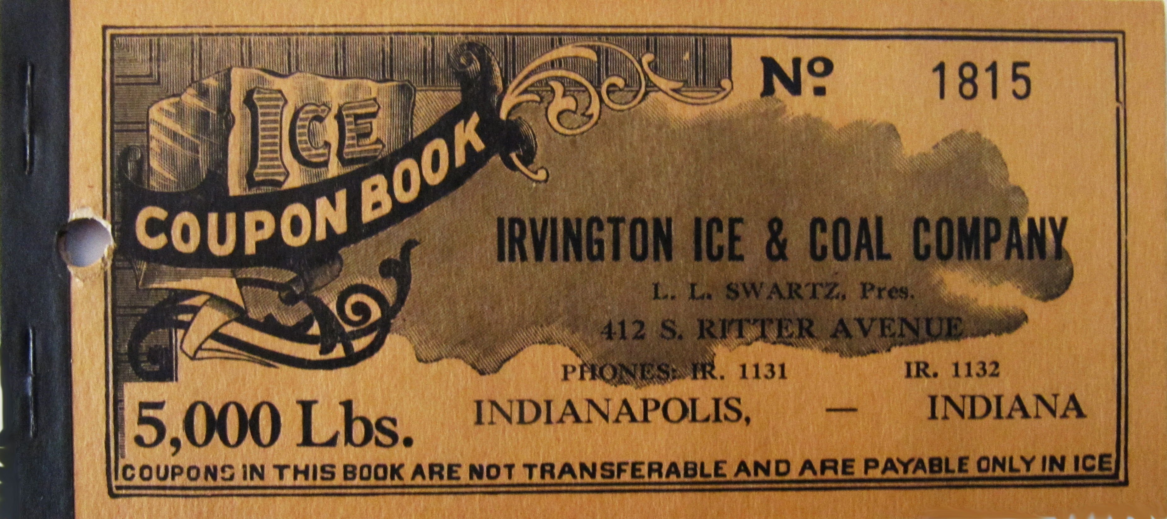 Sunday Adverts: Iceman Cometh (with Coal for your Stocking)