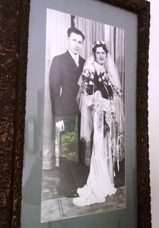 Sylvia wedding