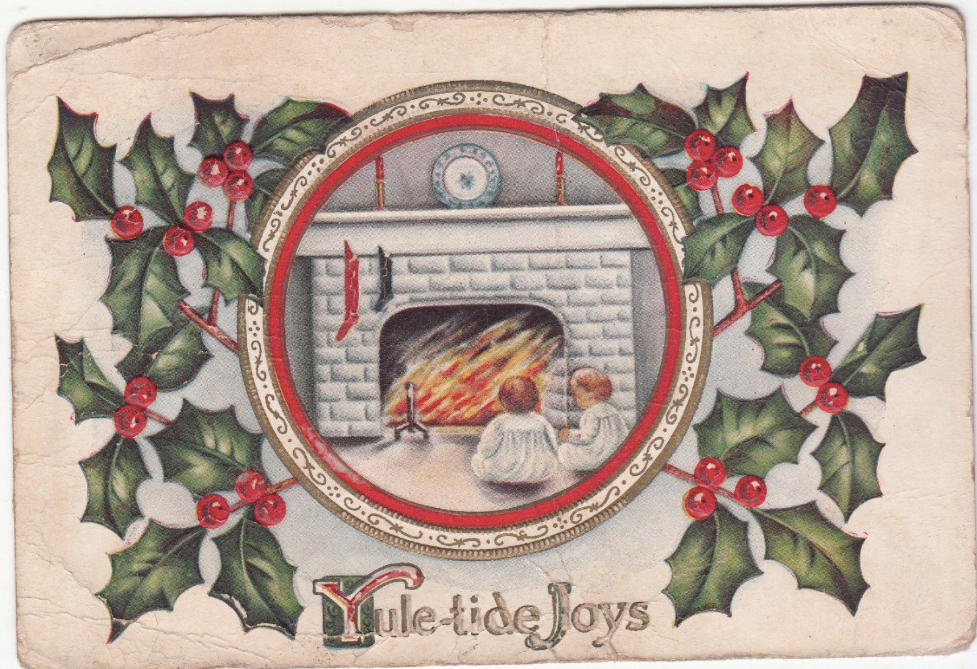 Penny Post: Yuletide Joys