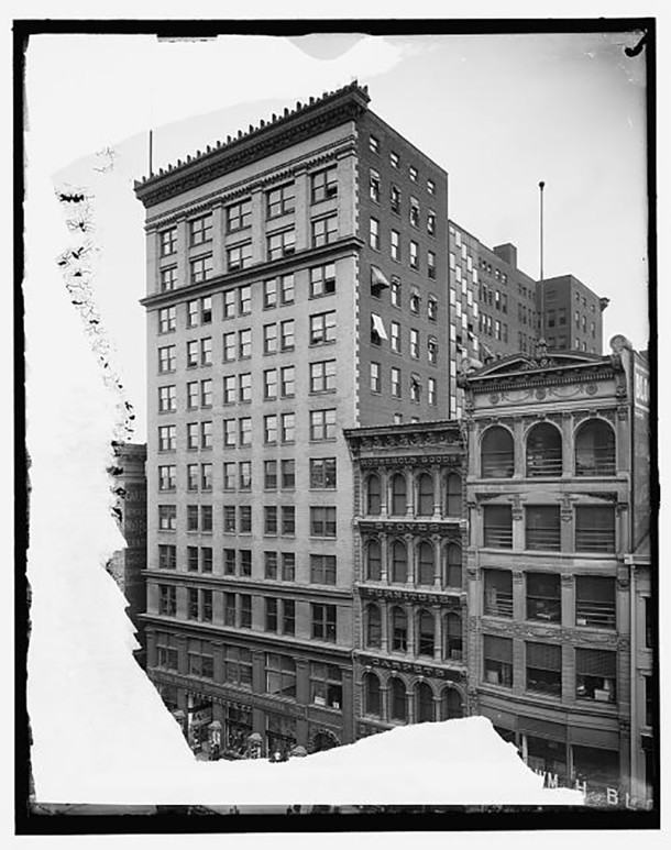 State Life Buildling (image courtesy Library of Congress)