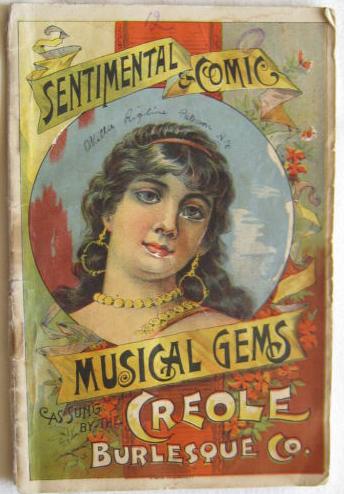 Creole Burlesque