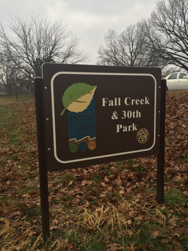 Welcome to Fall Creek and 30th Park!