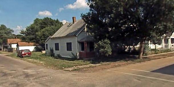 Google Street View, July 2007