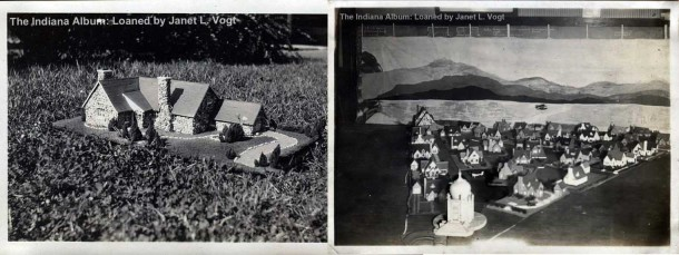 (Courtesy of the Indiana Album: Janet L. Vogt Collection)