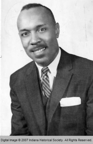 Reverend Mozel Sanders 1924-1988