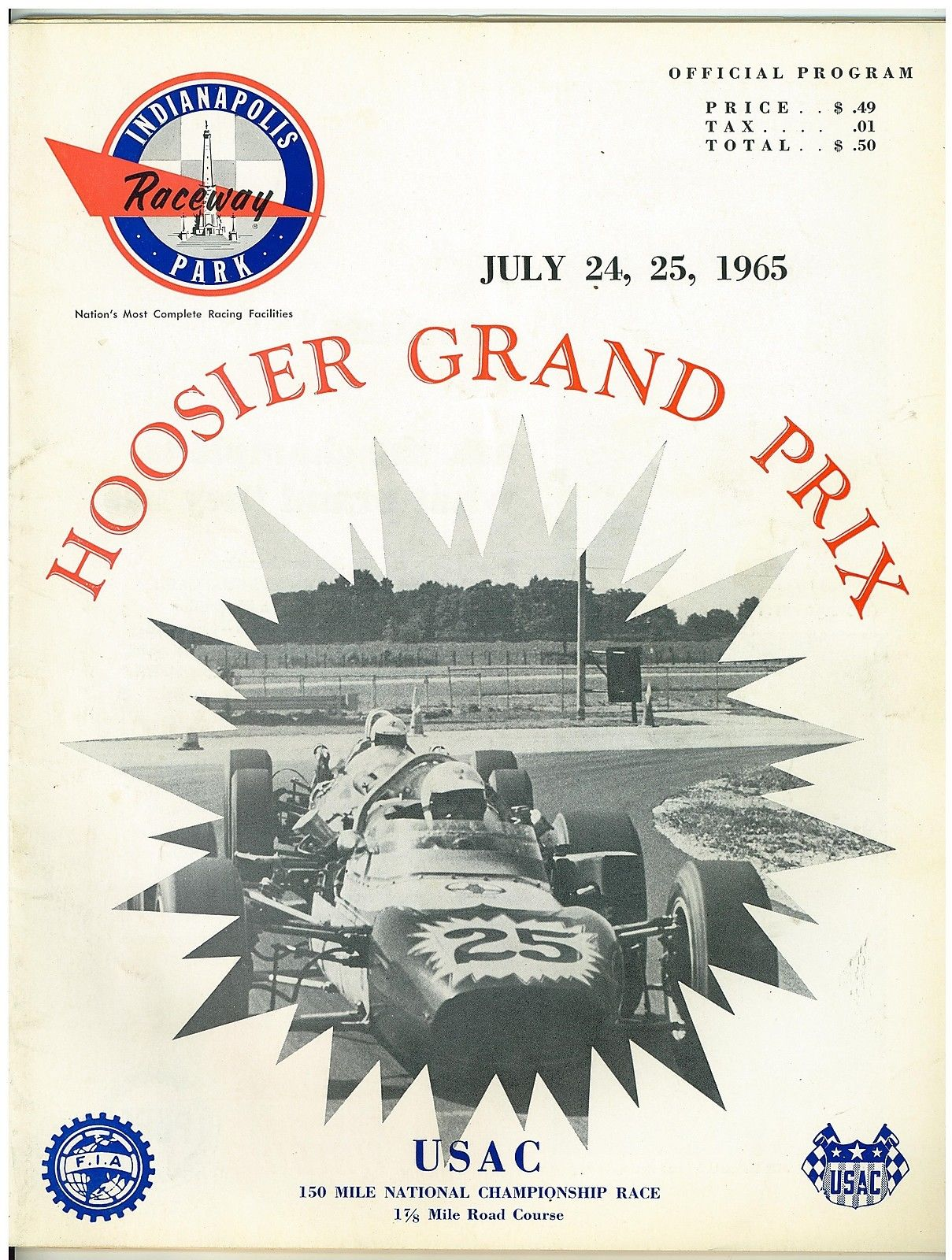 At Your Leisure: The Hoosier Grand Prix
