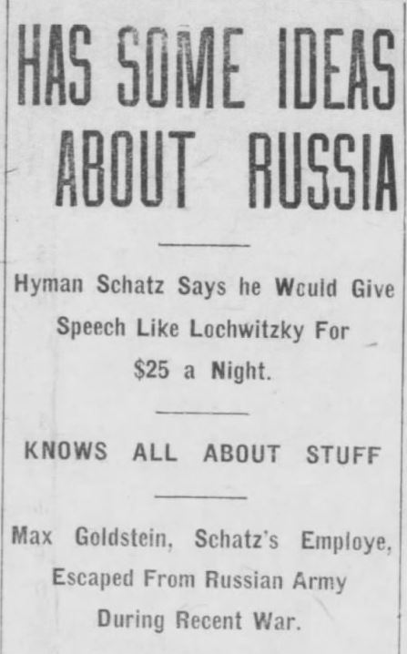 Daily Republican, Rushville, IN, October 28, 1911