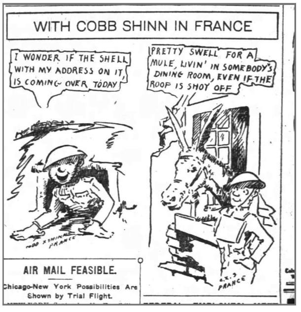 France cartoon