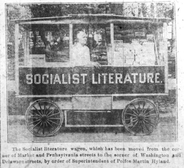 Indiana Socialist, April 26, 1913