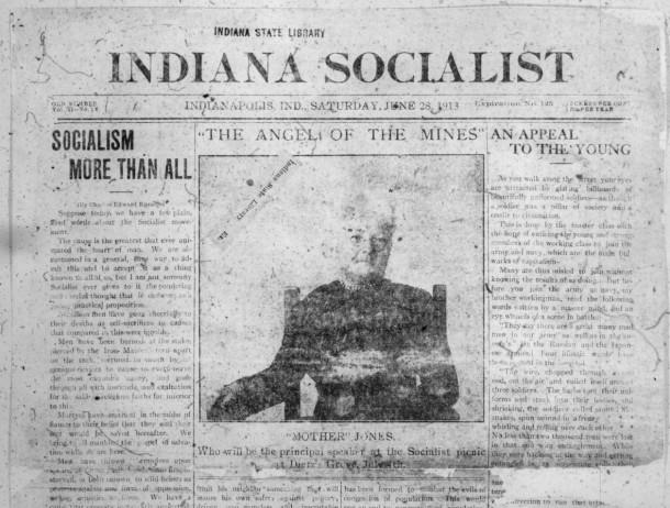 Indiana Socialist, June 28, 1913