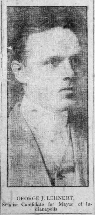 Indiana Socialist, May 3, 1913
