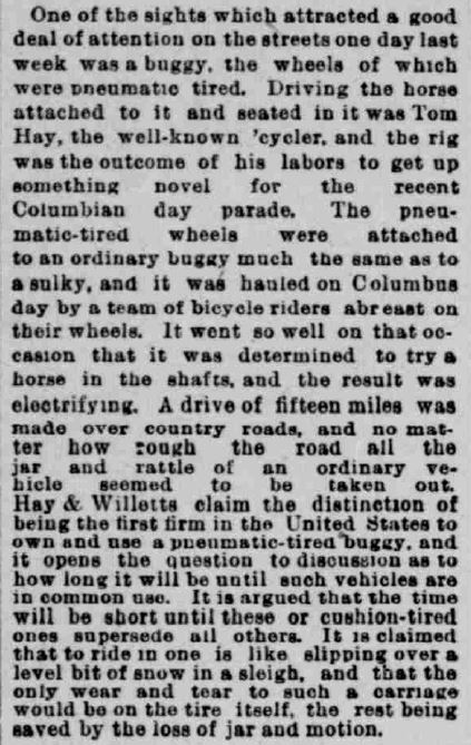 Indianapolis Journal, October 30, 1892