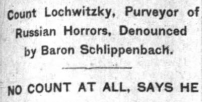New York Times, December 14 1908