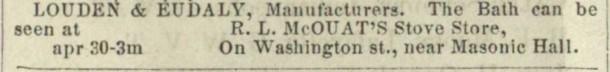 Shower 4 - Locomotive, May 28, 1853