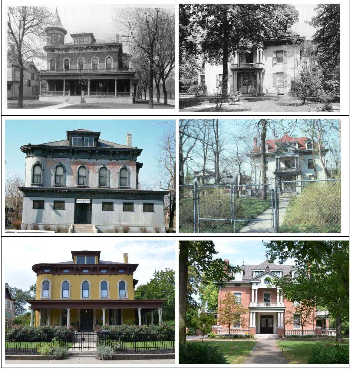 Indianapolis collected revisted the fall and rise of the for Northside house