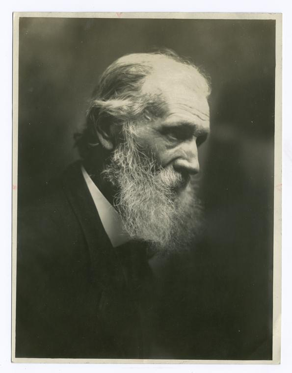 Misc Monday: John Muir's Vision Lost and Found