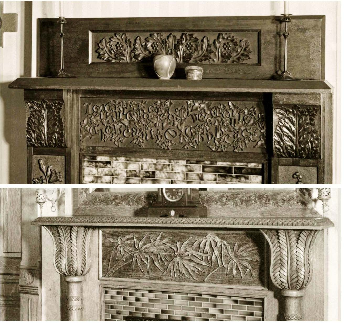 Indianapolis Collected: The Mystery of the Missing Mantels