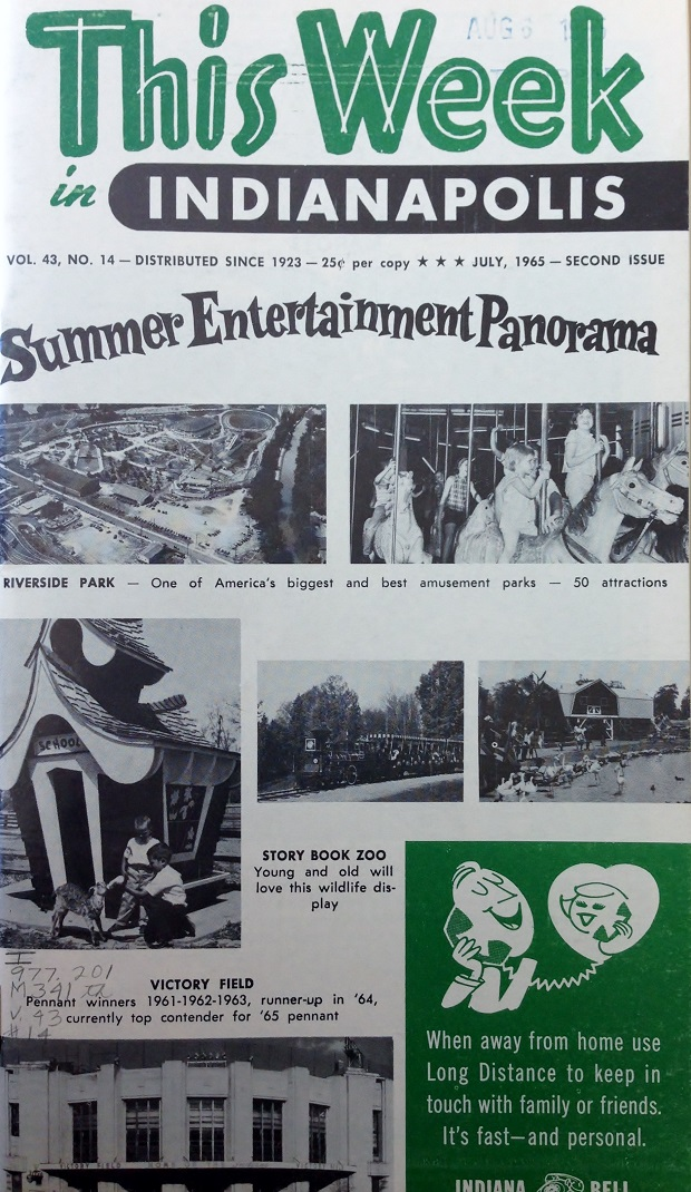 At Your Leisure: This week in Indianapolis 1965